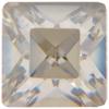 Swarovski 4428 Square Fancy Stone Crystal Silver Shade 5mm
