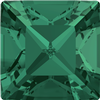 Dreamtime Crystal DC 4428 Square Fancy Stone Emerald 8mm