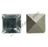 Swarovski 4401 Square Fancy Stone Light Azore 4mm