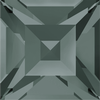 Dreamtime Crystal DC 4428 Square Fancy Stone Black Diamond 2mm