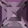 Dreamtime Crystal DC 4428 Square Fancy Stone Iris 2mm