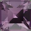 Dreamtime Crystal DC 4428 Square Fancy Stone Iris 4mm