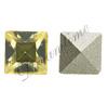 Swarovski 4428 Square Fancy Stone Jonquil 5mm