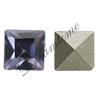 Swarovski 4401 Square Fancy Stone Violet 4mm