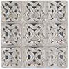 Swarovski 4441/2 Vintage Squares 12 mm Crystal