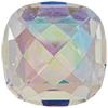 Swarovski 4461 Classical Squares 16mm Crystal AB