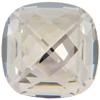 Swarovski 4461 Classical Square Fancy Stone Crystal Silver Shade 12mm