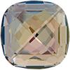 Swarovski 4461 Classical Square Fancy Stone Crystal Starlight 16mm