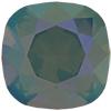 Swarovski 4470 Cushion Cut Square Fancy Stone Air Blue Opal Celadon 12mm