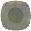 Swarovski 4470 Cushion Cut Square Fancy Stone Aquamarine Lemon 12mm