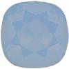 Swarovski 4470 Cushion Cut Square Fancy Stone Air Blue Opal 12mm