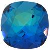 Swarovski 4470 Cushion Cut Square Fancy Stone Crystal Bermuda Blue 12mm