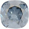 Swarovski 4470 Cushion Cut Square Fancy Stone Crystal Blue Shade 10mm
