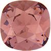 Swarovski 4470 Cushion Cut Square Fancy Stone Blush Rose 12mm