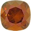Swarovski 4470 Cushion Cut Square Fancy Stone Crystal Chili Pepper 12mm