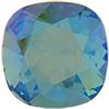 Swarovski 4470 Cushion Cut Square Fancy Stone Light Turquoise Blue AB 12mm