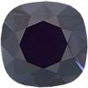 Swarovski 4470 Cushion Cut Square Fancy Stone Purple Velvet Mystique 12mm