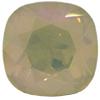 Swarovski 4470 Cushion Cut Square Fancy Stone Rose Water Opal Champagne 12mm