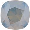 Swarovski 4470 Cushion Cut Square Fancy Stone White Opal Mystique 12mm
