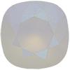 Swarovski 4470 Cushion Cut Square Fancy Stone White Opal Pastel 12mm