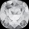 Dreamtime Crystal DC 4470 Cushion Cut Square Fancy Stone Crystal (Silver Foil) 10mm