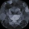 Dreamtime Crystal DC 4470 Cushion Cut Square Fancy Stone Crystal Silver Night 12mm