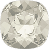 Dreamtime Crystal DC 4470 Cushion Cut Square Fancy Stone Crystal Silver Shade 12mm
