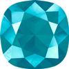 Swarovski 4470 Cushion Cut Square Fancy Stone Crystal Azure Blue 12mm