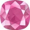Swarovski 4470 Cushion Cut Square Fancy Stone Crystal Peony Pink 12mm