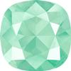 Swarovski 4470 Cushion Cut Square Fancy Stone Crystal Mint Green 10mm