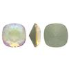 Swarovski 4470 Cushion Cut Square Fancy Stone Light Topaz Shimmer 10mm
