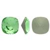 Swarovski 4470 Cushion Cut Square Fancy Stone Peridot 12mm
