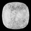 Swarovski 4471 Rose Cut Cushion Fancy Stone Crystal 10mm