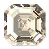 Swarovski 4480 Imperial Fancy Stone Crystal Golden Shadow 10mm