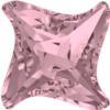 Swarovski 4485 Twister Fancy Stone Crystal Antique Pink 10.5mm