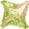 Swarovski 4485 Twister Fancy Stone Crystal Luminous Green 10.5mm