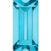 Dreamtime Crystal DC 4501 Baguette Fancy Stone Aquamarine 7x3mm