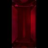 Dreamtime Crystal DC 4501 Baguette Fancy Stone Siam 7x3mm