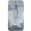 Swarovski 4524 Pure Baguette Fancy Stone Crystal Stormy 16x8mm