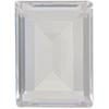 Swarovski 4527 Step Cut Fancy Stone Crystal (Unfoiled) 18x13mm