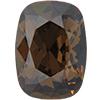 Swarovski 4568 Cushion Fancy Stone Light Colorado Topaz Luster D 14x10mm