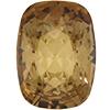 Swarovski 4568 Cushion Fancy Stone Light Colorado Topaz 14x10mm