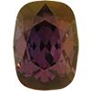 Swarovski 4568 Cushion Fancy Stone Crystal Lilac Shadow 14x10mm