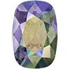 Swarovski 4568 Cushion Fancy Stone Crystal Paradise Shine 8x6mm