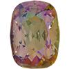 Swarovski 4568 Cushion Fancy Stone Crystal Purple Haze 14x10mm