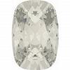 Swarovski 4568 Cushion Fancy Stone Crystal Silver Shade Unfoiled 27x18mm