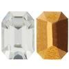 Swarovski 4600 Rectangle Octagon Fancy Stone Crystal 10x5mm