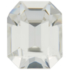 Swarovski 4600 Rectangle Octagon Fancy Stone Crystal 8x6mm
