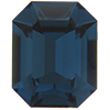 Swarovski 4600 Rectangle Octagon Fancy Stone Montana 10x8mm