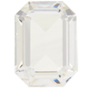 Swarovski 4600 Rectangle Octagon Fancy Stone Crystal (Unfoiled) 12x10mm